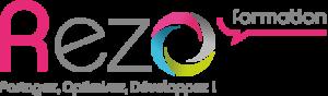 REZO-formation partage logo